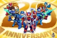Retro Round-Up: 25 Years of Mega Man