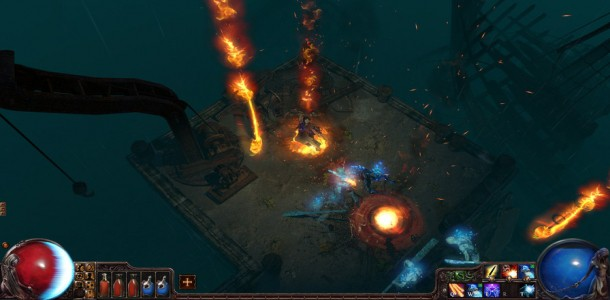 Path of Exile's Open Beta Begins