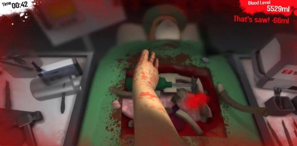 YouTube Tuesday: Surgeon Simulator Edition