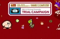 "Celebrate the NES's 30th Anniversary with the ""Wii U Virtual Console Trial Campaign"""