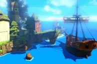 The Legend of Zelda: Wind Waker HD hits in October, has Miiverse integration