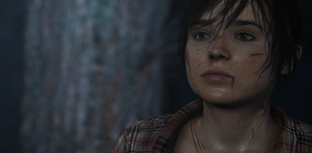 Quantic Dream's upcoming Beyond: Two Souls will take gamers through the emotional story of Jodie Holmes, played by actress Ellen Page