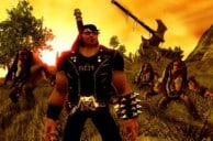 Brütal Legend finally gets a PC port