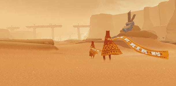 Journey Continues to Shine at BAFTA 2013 Game Awards