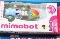 My Little Pony 8GB Mimobot Giveaway!