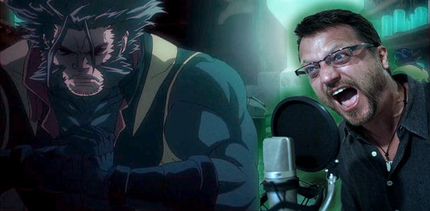 Steve Blum is one of the best there is at what he does. Coincidence? I think not.