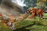 Monster Hunter finally goes HD!&#8230; but as a Chinese F2P MMO