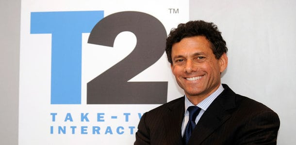 Take-Two Chairman Talks Used Games, Tablets, and MMOs