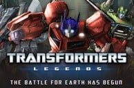 Review: Transformers Legends