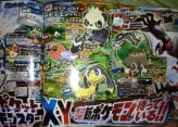 New Pokemon X/Y Details Revealed