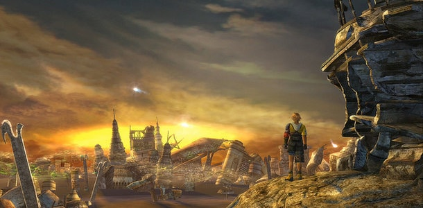 Gamestop Outs Final Fantasy X/X-2 Limited Edition