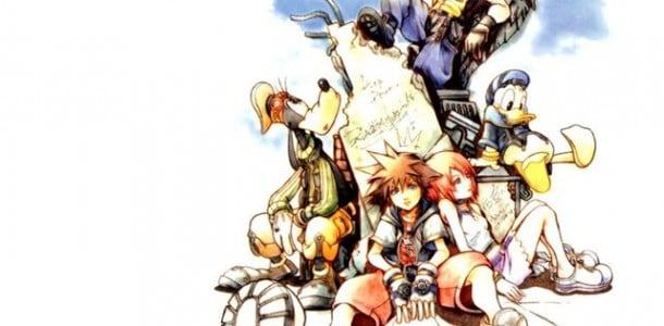 "Original Kingdom Hearts data ""lost,"" HD version was remade from scratch"
