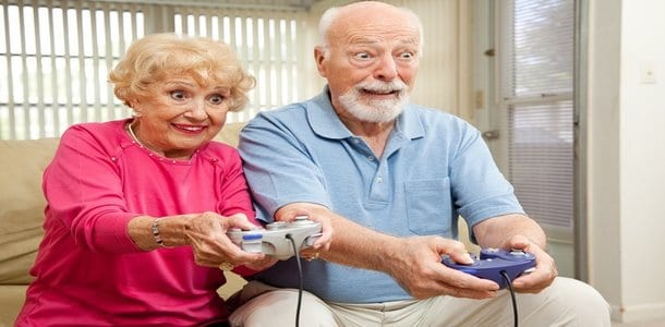 Study Finds Playing Video Games Can Both Slow and Reverse Mental Decay