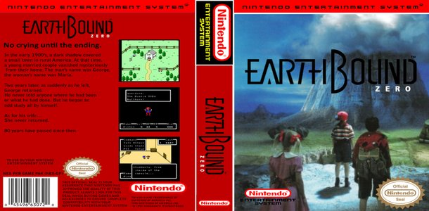 Check Out This Localized, Stylized Earthbound Zero Cartridge