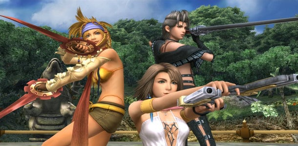 Additional Voice Drama For Final Fantasy X/X-2 HD Takes Place One Year Later