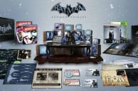 $120 Batman: Arkham Origins Collector's Edition announced