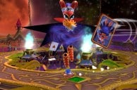 Sonic Lost World gets a NiGHTS crossover level